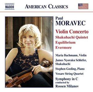 Moravec Voxare Album Cover