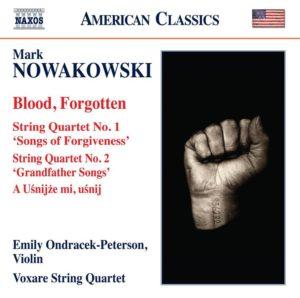 Voxare Nowakowski Album Cover