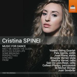 Voxare Spinei Album Cover